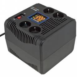 Стабилизатор напряжения релейный LogicPower LPT-1200RD (840W)