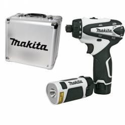 Аккумуляторный шуруповёрт  Makita DF030DWX01