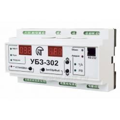 Универсальный блок защиты асинхронных электродвигателей УБЗ-302
