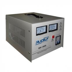 Стабилизатор напряжения повышенной точности RUCELF SDF-3000