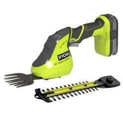 Аккумуляторные садовые ножницы Ryobi OGS1822