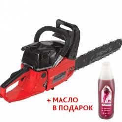 Бензопила SADKO GCS-560E (2 ШИНЫ, 2 ЦЕПИ)(+масло в подарок)