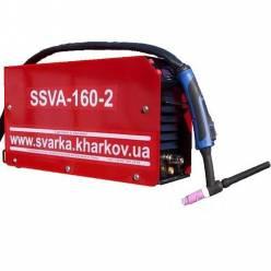 Сварочный инвертор SSVA-160 TIG (с осцилятором)