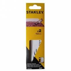 Полотно сабельное STANLEY STA24082 HAS по газобетонным блокам и легкому бетону