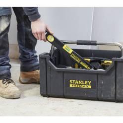 Уровень STANLEY FMHT42553-1 FatMax WATERFIT CLASSIC PRO, алюминиевый