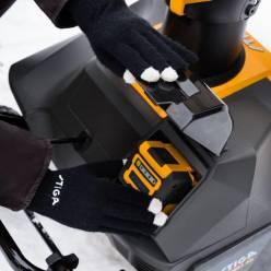 Снегоуборщик аккумуляторный бесщёточный STIGA ST4851AE