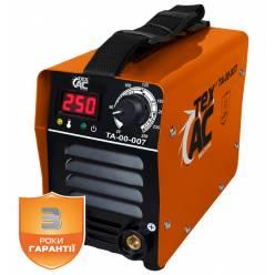 Cварочный инвертор - ТехАС ММА 250 (дисплей) - ТА-00-007