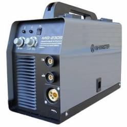 Сварочный инверторный полуавтомат W-Master MIG-230S