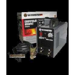 Инверторный сварочный аппарат WMaster MMA-200